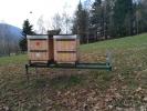 Podstavec pro 3 úly, stavitelný