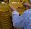 včelí vosk na prodej 180 kč / kg
